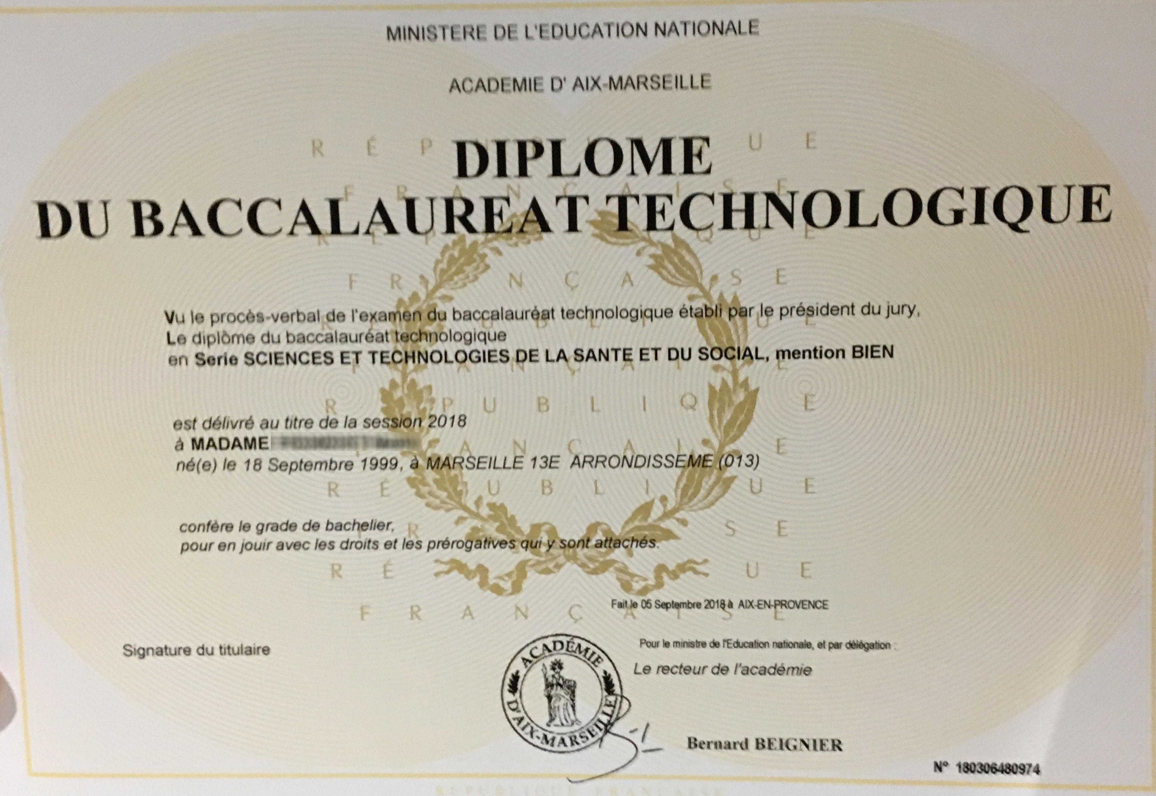 Diploma OCR