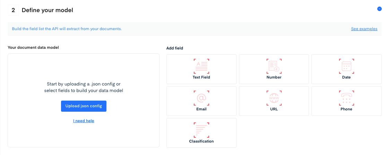 Set up your  W9 OCR API